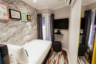 Rooms The Oliver Plaza Hotel London